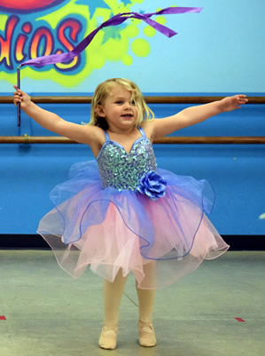 Birthday Parties in Setauket, NY at Shine Dance Studios