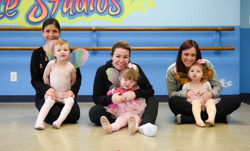 Dance classes for preschoolers in Long Island